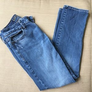 American Eagle jeans straight leg 360* Extreme Fit
